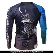 The Juliet Rash Guard by Meerkatsu x Pony Club Grappling Gear